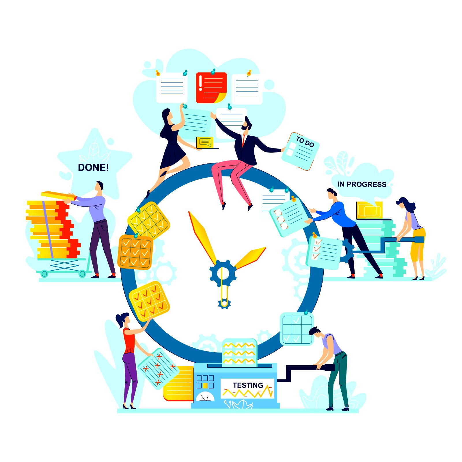 Nearshoring and Agile Software Development Company